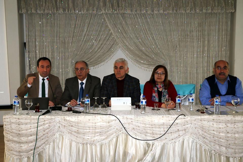 Malatya'da Yeni Devlet Düzeninde Anadolu Belediyeciliği Çalıştayı Düzenlendi