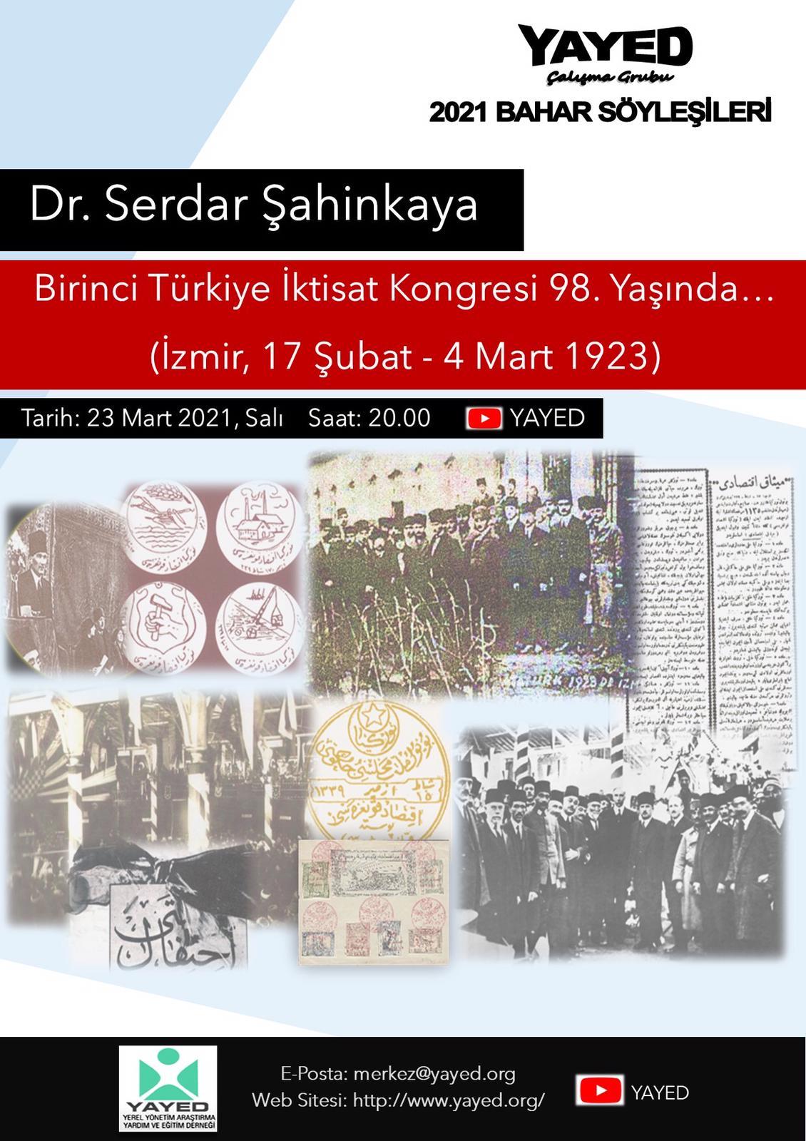 Dr. Serdar Şahinkaya
